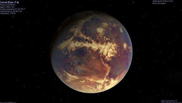 盘点宇宙中最可怕的星球