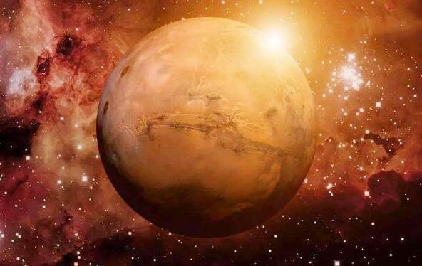 火星曾有过文明,却毁于核战争?科学家拿出两个证据,告诉你答案