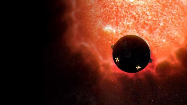 How do we move the earth when the sun turns into a red giant?