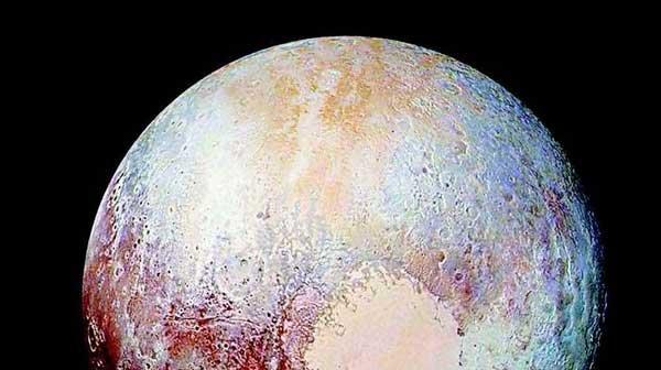 冥王星介绍