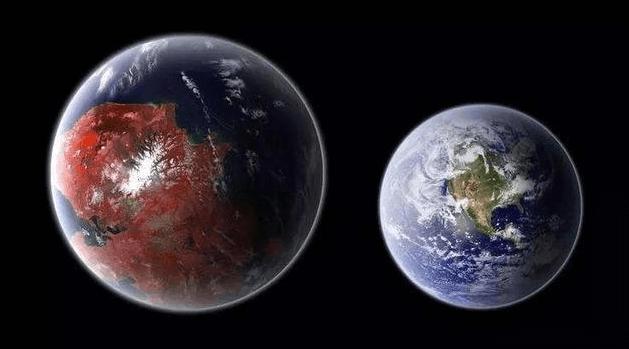 宇宙中最适合人类居住的行星,距离36光年,温度仅25度