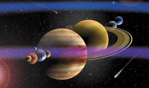 未知的太阳系_太阳系的六大未解之谜
