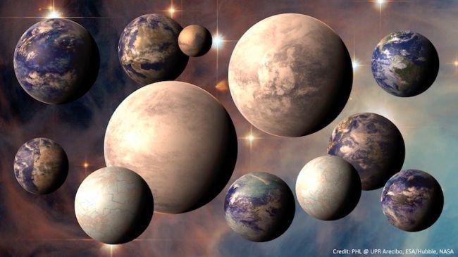 最有可能承载异形生命的10颗系外行星