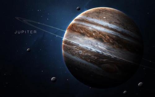 揭开气态星球下的秘密! 科学家:「木星会一直下雨! 」