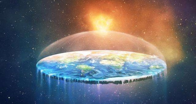 还真有人以为地球是平的?这些人的脑回路究竟是怎么回事