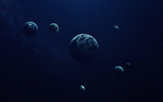 类似于地球的行星可能在宇宙中很常见