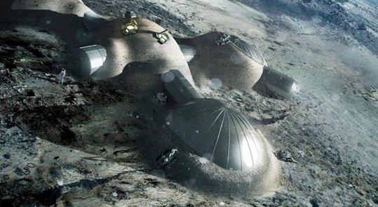 月球村:人类迈向月球殖民地的第一步?