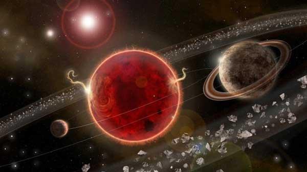比邻星究竟有没有第二颗行星?