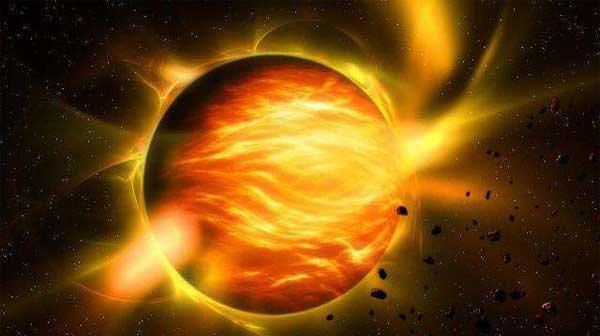 中国天文学家发现的巨大黑洞可能是一颗被剥离的氦核恒星