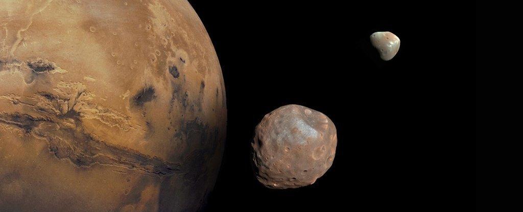 日本向火星卫星发射着陆器,并将于2030年返回
