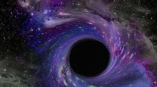 如果地球掉进黑洞会怎样:意大利面条化效应