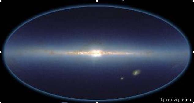 揭开银河的真面目