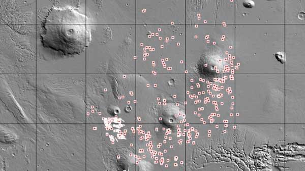 科学家们在火星地下寻找外星生命
