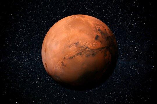 火星表面的磁场比预期的强十倍