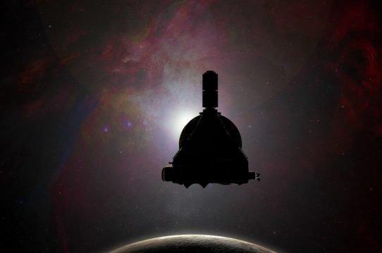 新视野号将实验能否测量恒星距离