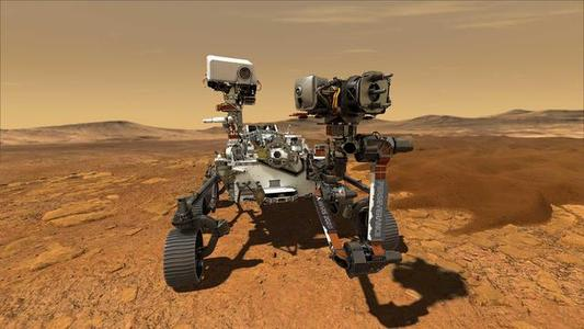 火星2020探测车的新名字:毅力号