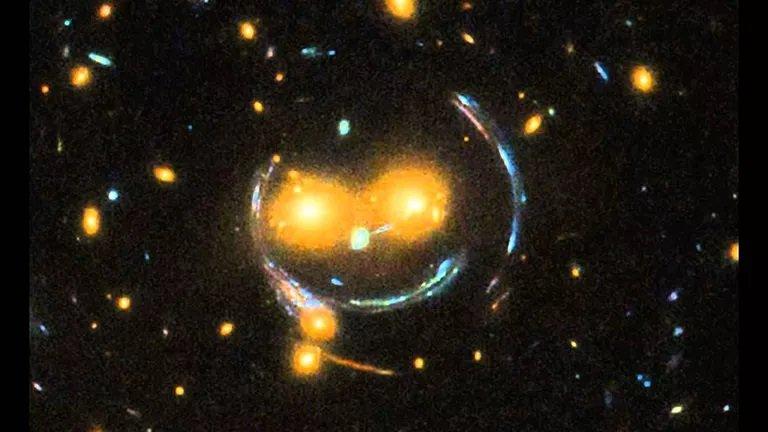引力透镜介绍