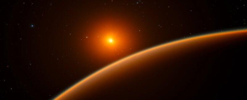 天文学家在25000光年外发现了一颗类似地球的行星