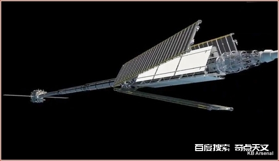 俄罗斯展示强大的核动力太空拖船