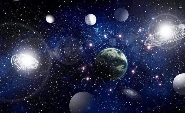宇宙构成的奥秘