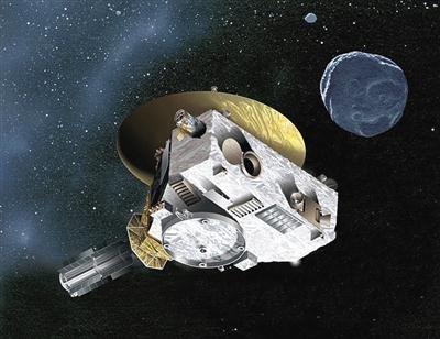 冥王星或存在地下水 专家表示水在太阳系并不稀罕
