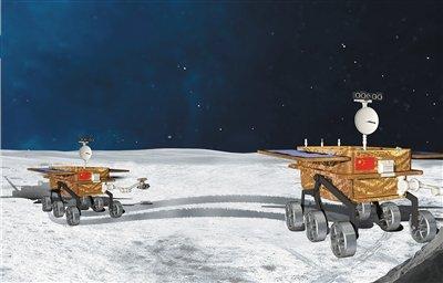 """""""嫦娥工程"""": 未来要给月球基地打前站"""