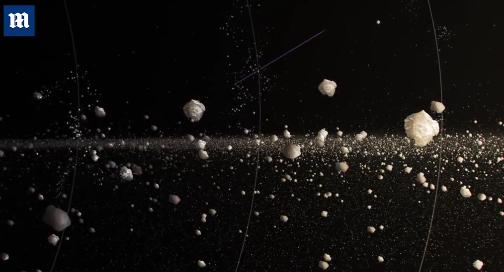 美国宇航局:未来1亿年土星环将彻底消失!