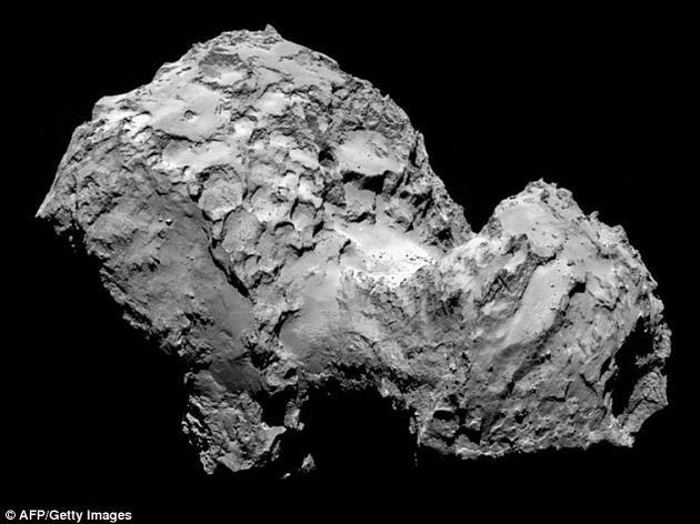 令人信服的新证据:地球生命基础物质很可能来源彗星