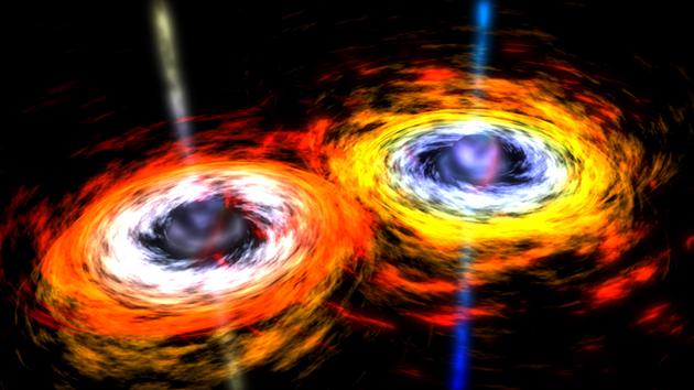 两个黑洞合并为何如此困难?也许是动摩擦惹的祸
