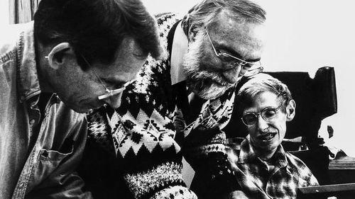 从黑洞中拯救量子理论:霍金的终极探索