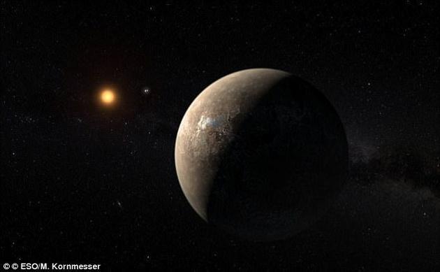 第二个地球?半人马座比邻星或存在全新行星系统