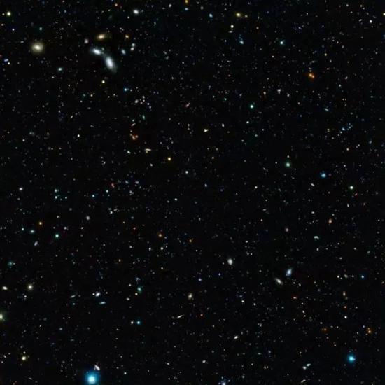 我们的宇宙诞生于混沌之中吗?