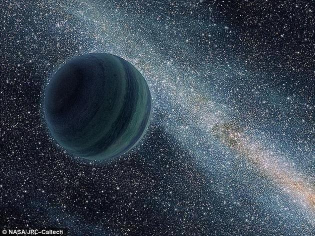 """没有恒星的温暖""""流浪行星""""上也可能存在生命"""