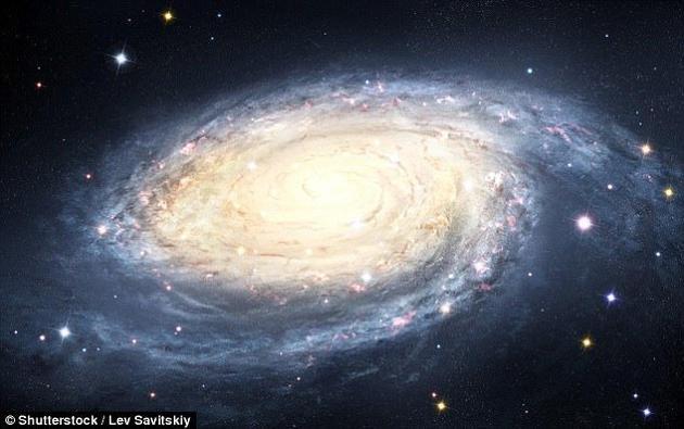 银河系或位于巨大宇宙空洞之中:直径大约20亿光年