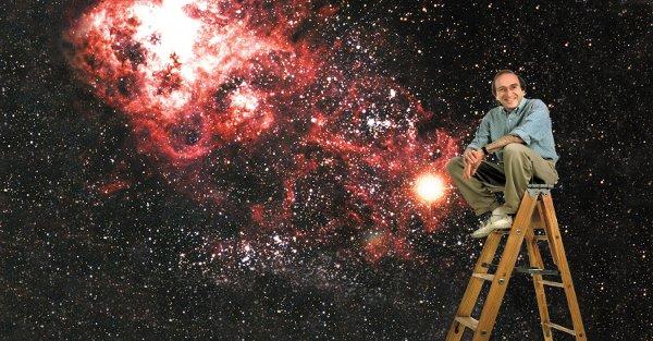 宇宙正在膨胀,越来越快的膨胀――暗能量发现者索尔・珀尔马特访谈