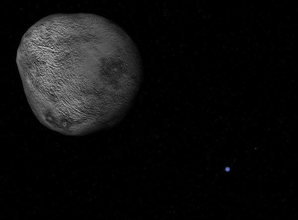 另类的世界:太阳系中10颗最奇怪的卫星
