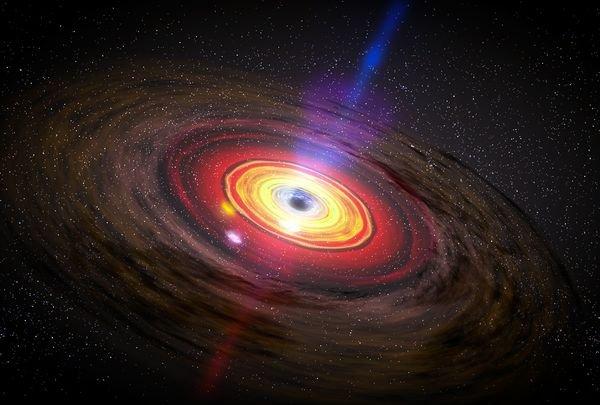 关于黑洞你不知道的9件事情