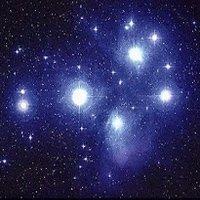 M45疏散星团