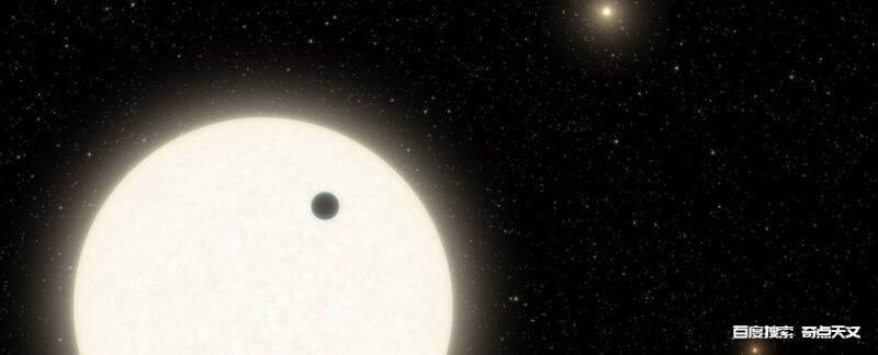 天文学家发现了一颗有三个太阳的系外行星