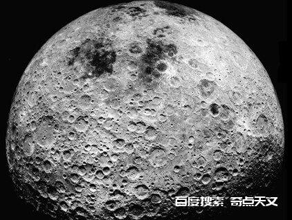 月球表面最大的撞击坑揭露了月球两面不同的真相