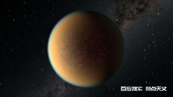 一颗地球大小的系外行星可能已经失去原始大气,但火山活动补充失去的气体