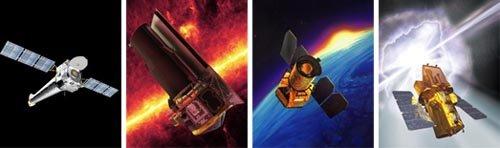 NASA其他的空间望远镜