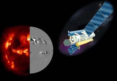 SOLAR-B:探秘太阳磁场