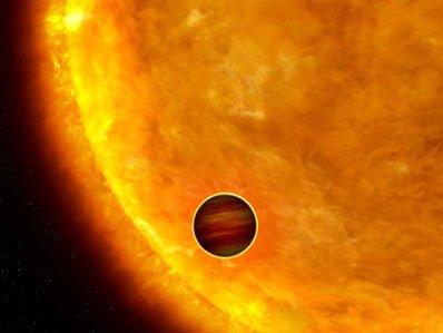 COROT发现的第一颗行星