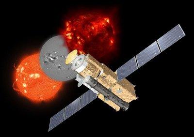 日出卫星解秘太阳