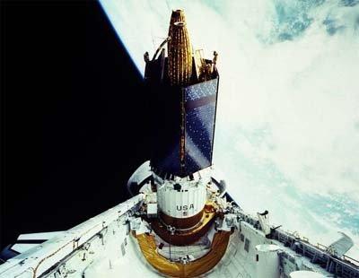 略说跟踪和数据传输卫星系统