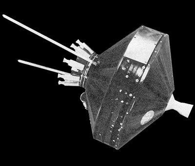 太阳系深空探测50周年
