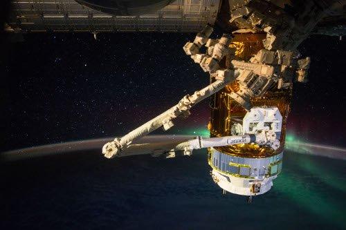 国际空间站上的空间天文学