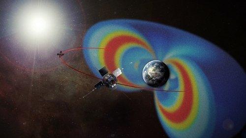帕克探测器:触及太阳