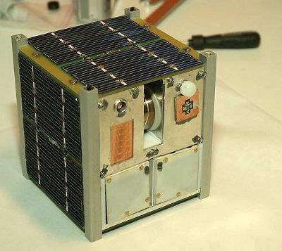 CubeSat的概念